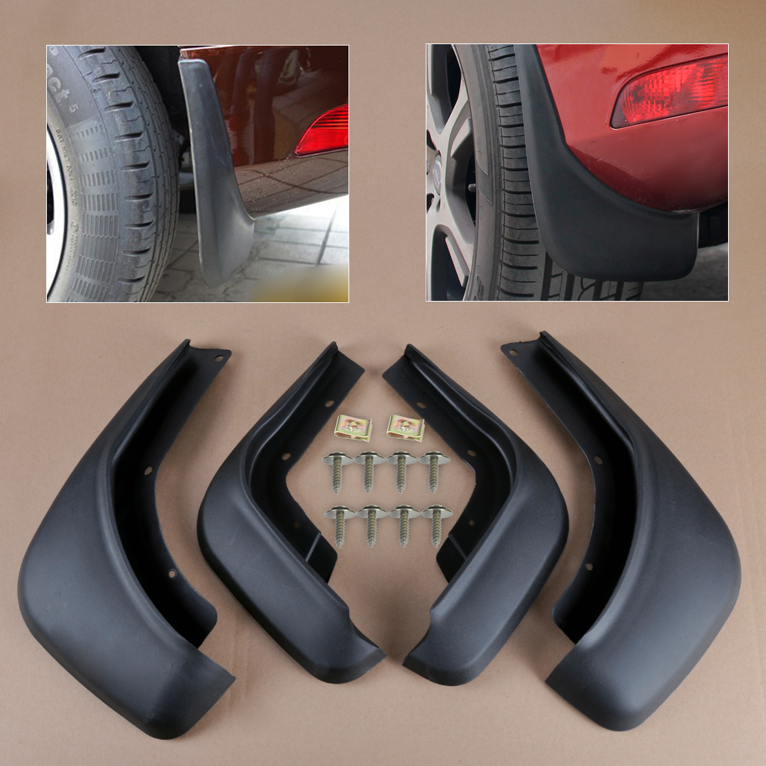 Sportflaps Mudflaps Volvo: For 2014 VOLVO XC60 MUD FLAPS FLAP SPLASH GUARDS MUDGUARD